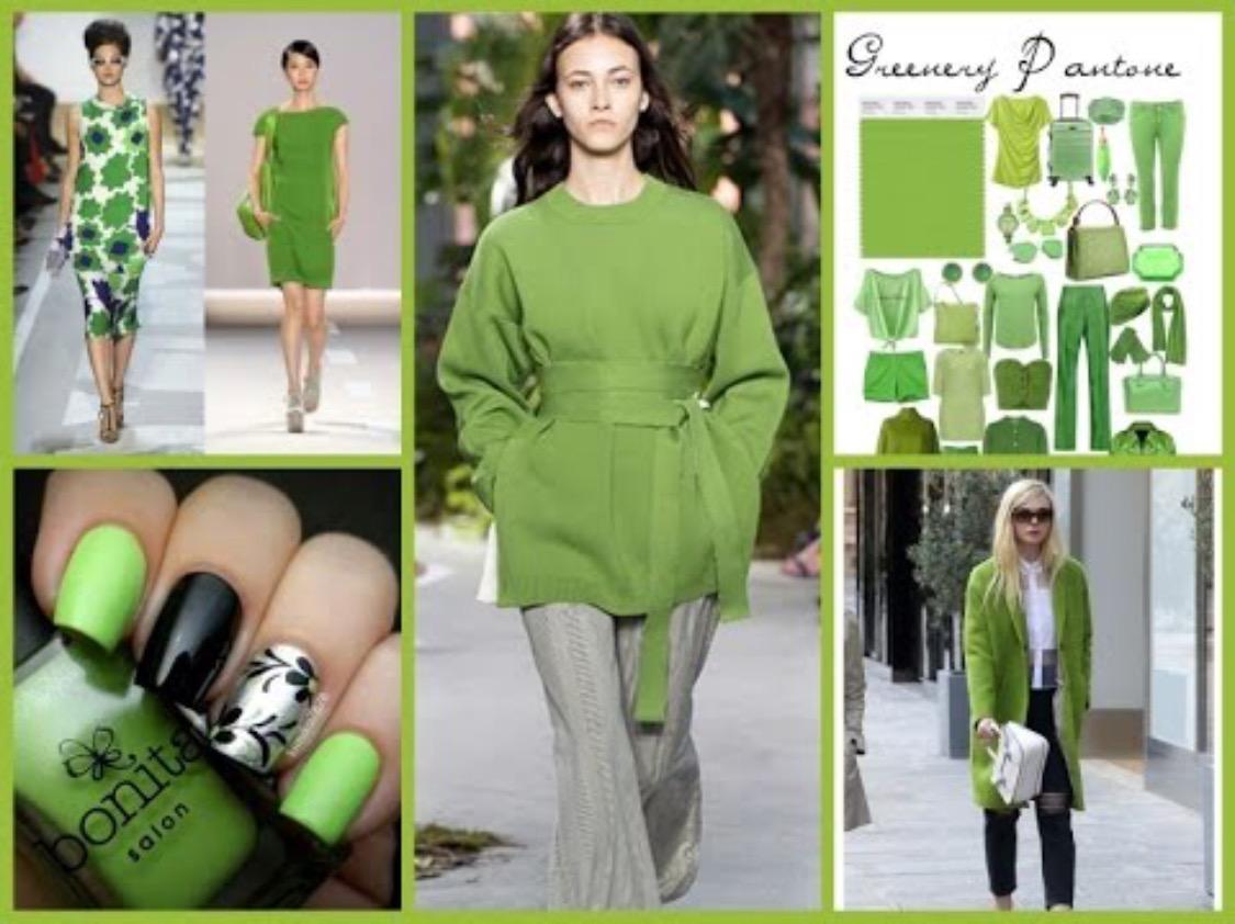 Fashion Pantone use