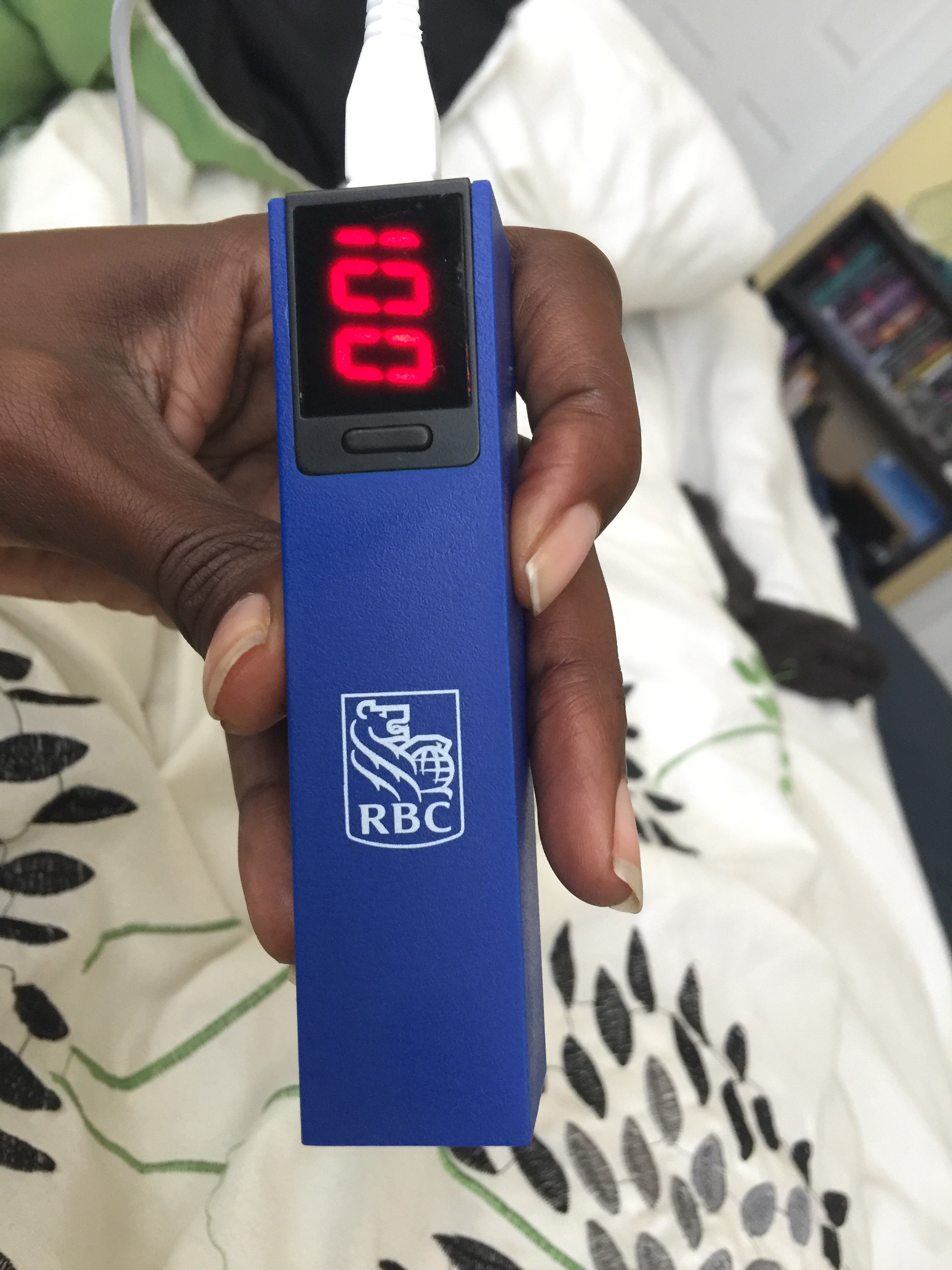 RBC battery charger